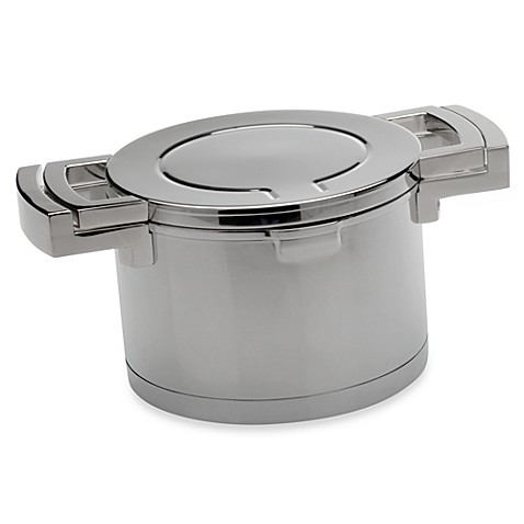BergHOFF® Neo 4-Quart Stainless Steel Covered Casserole