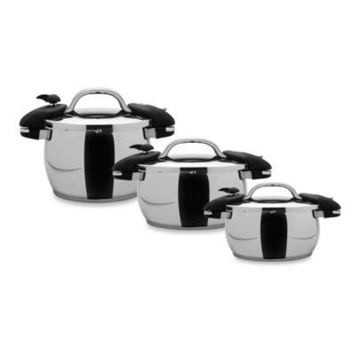 BergHOFF® Zeno 6.3-Quart Stainless Steel Pressure Cooker