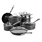 Emerilware™ 12-Piece Hard Anodized Nonstick Cookware Set