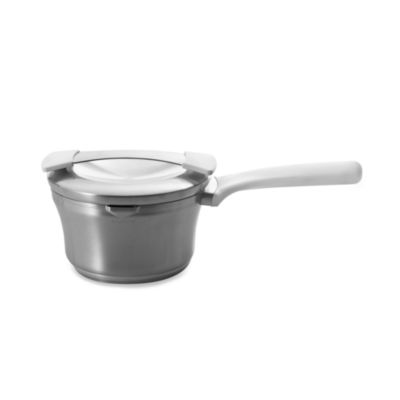Hassle-Free Covered Saucepan