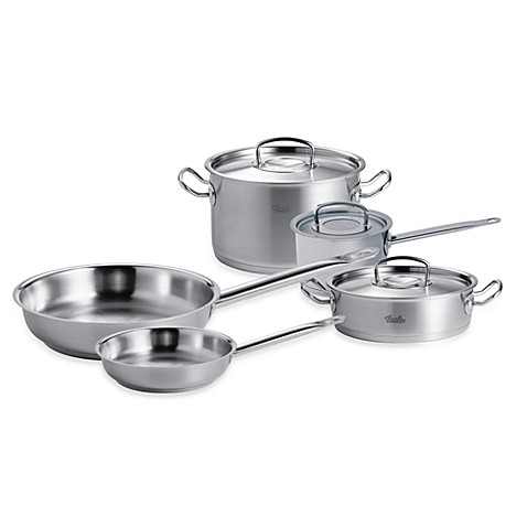 Fissler Pot Set : buy fissler original pro collection 8 piece cookware set from bed bath beyond ~ Sanjose-hotels-ca.com Haus und Dekorationen