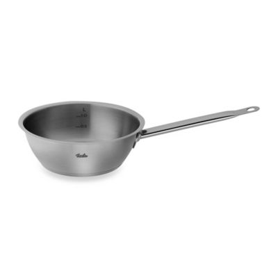 Fissler Original Pro Collection 6.3-Inch Conical Saute Pan