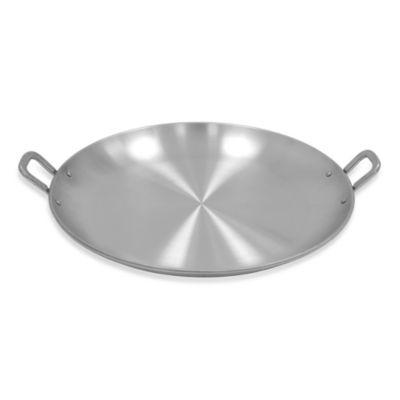 Bayou Classic® 16-Inch Aluminum Paella Pan