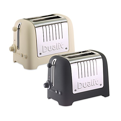 Dualit® Lite 2-Slice Commercial Soft Touch Toasters