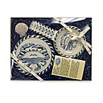 Blue Crab Bay Co.® Kitchen Catch Trivet and Spoon Rest Set