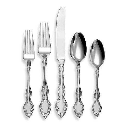 Oneida® Mikayla 45-Piece Flatware Set