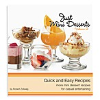 Just Mini Desserts Cookbook Volume 2