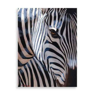 Zebra Stripe Wall Art