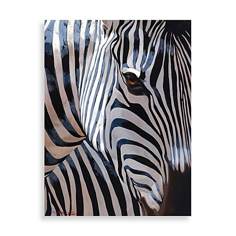 Buy Zebra Wall Decor From Bed Bath Beyond