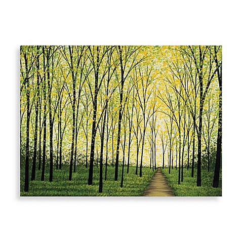 Silent Forest Wall Art