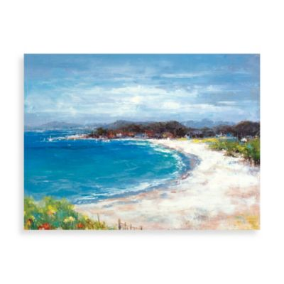 Coastal View Wall Art