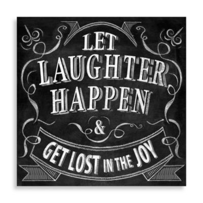 Laugh Wall Art