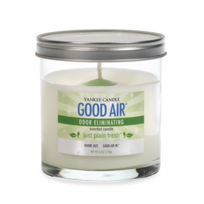 Yankee Candle® Good Air™ Just Plain Fresh™ Odor Eliminating Scented Candle Tumbler
