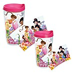 Tervis® Tinker Bell and Pixie Hollow Wrap Tumblers with Fuchsia Lid