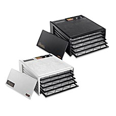Excalibur 174 5 Tray Dehydrators With Timer Bed Bath Amp Beyond