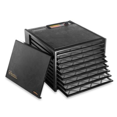 Excalibur® 9 Tray Dehydrator in Black