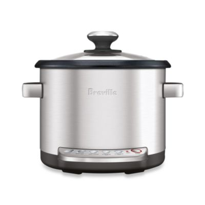 Breville® Risotto Plus™ Rice Cooker