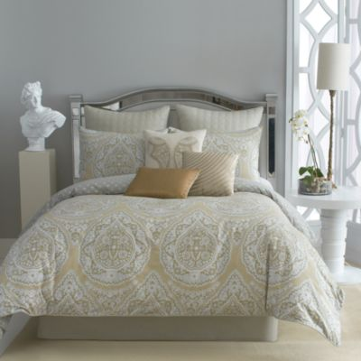Taj 4-Piece Queen Comforter Set