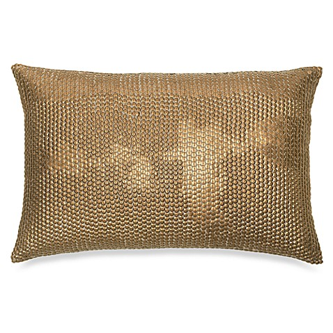 Taj Sequin Decorative Toss Pillow