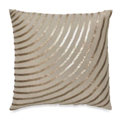 Taj 16-Inch Square Toss Pillow
