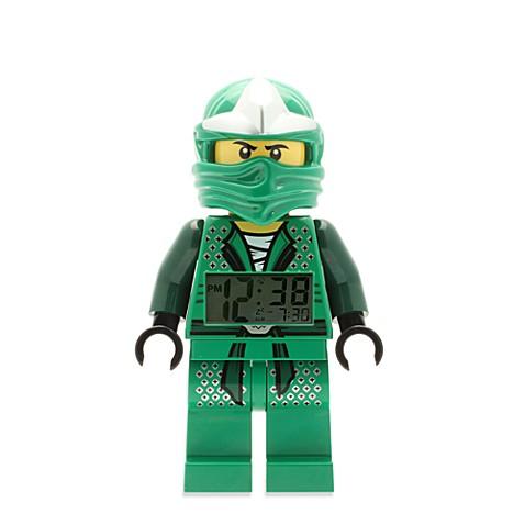Lego 174 Ninjago Lloyd Zx Minifigure Alarm Clock Buybuy Baby