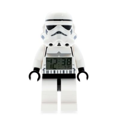 LEGO® Star Wars™ Stormtrooper Minifigure Alarm Clock