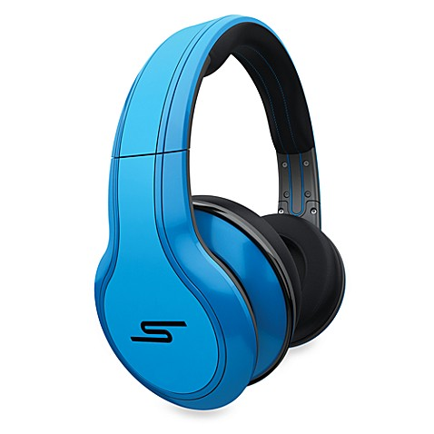 SMS Audio STREET by 50™ Over-Ear Wired Headphones in Blue