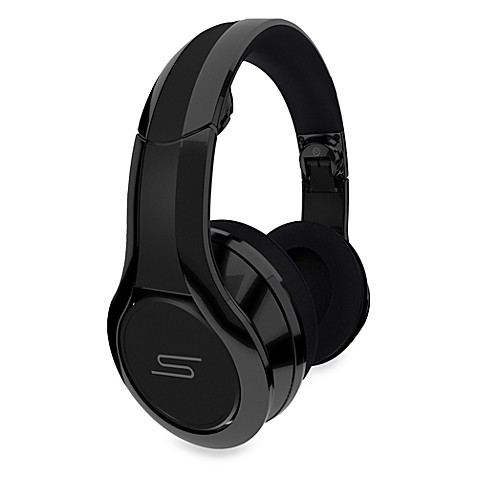 SMS Audio STREET by 50™ DJ Over-Ear Wired Headphones in Black