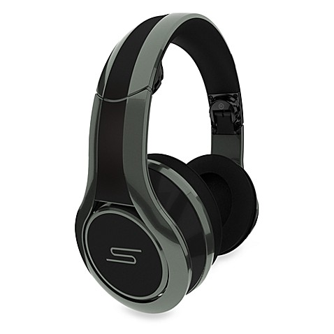 SMS Audio STREET by 50™ DJ Over-Ear Wired Headphones in Grey