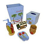 Hang Ten Bath Lotion Dispenser