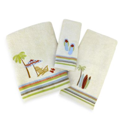 Hang Ten Fingertip Towel