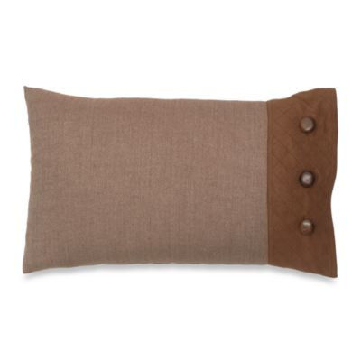 Baxter Dog Oblong Throw Pillow