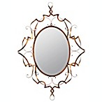 Carter Antique Gold Bevelled Mirror