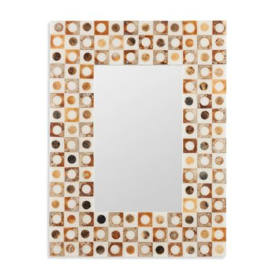 Cooper Classics Kingsley Patterned Mirror