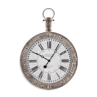 Cooper Classics Bolton Wall Clock
