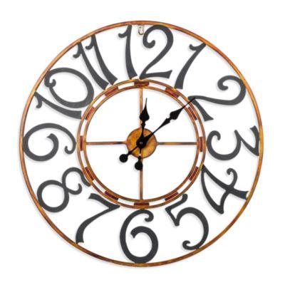 Cooper Classics LaSalle Wall Clock