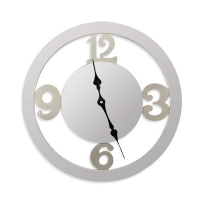 Cooper Classics Wells Wall Clock