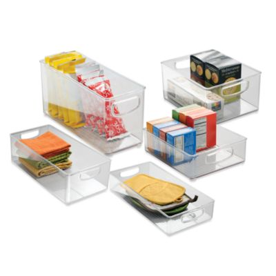 Bin Organizer for Kitchen