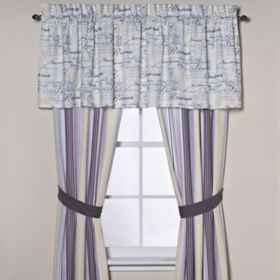 Essex Window Valance