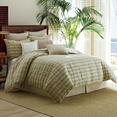 Tommy Bahama® Surfside Ikat Duvet Cover