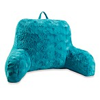 Furry Aqua Backrest