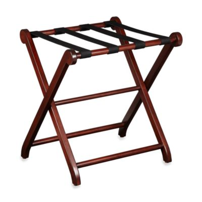 Bombay® Explorer Luggage Rack in Ebony