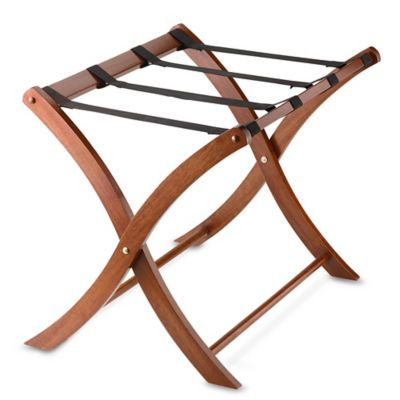 Luggage Rack in Walnut