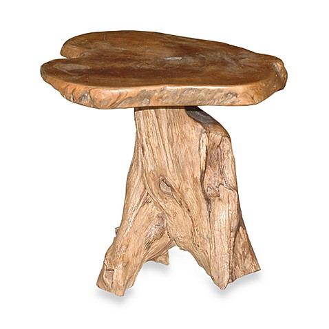 Jeffan International Natura Freeform Side Table
