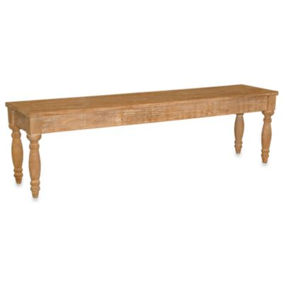 Jeffan International Charleston Wooden Bench