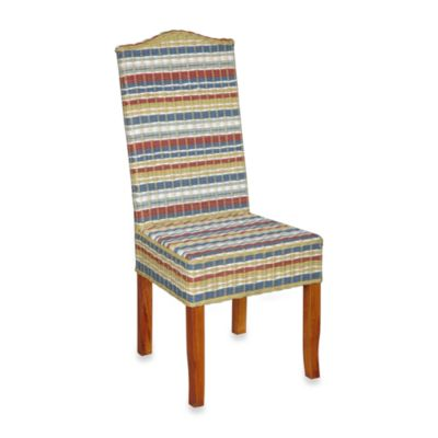 Jeffan International Funstripes Amelio Side Chair