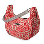Petunia Pickle Bottom® Almond Raspberry Touring Tote