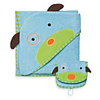 SKIP*HOP® Zoo Towel & Mitt Set in Dog