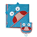 SKIP*HOP® Zoo Towel & Mitt Set in Owl