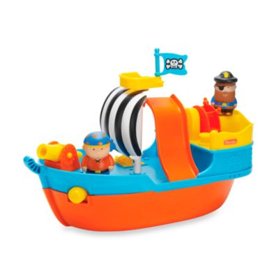 Manhattan Toy® Ahoy Matey! Bath Time Ship